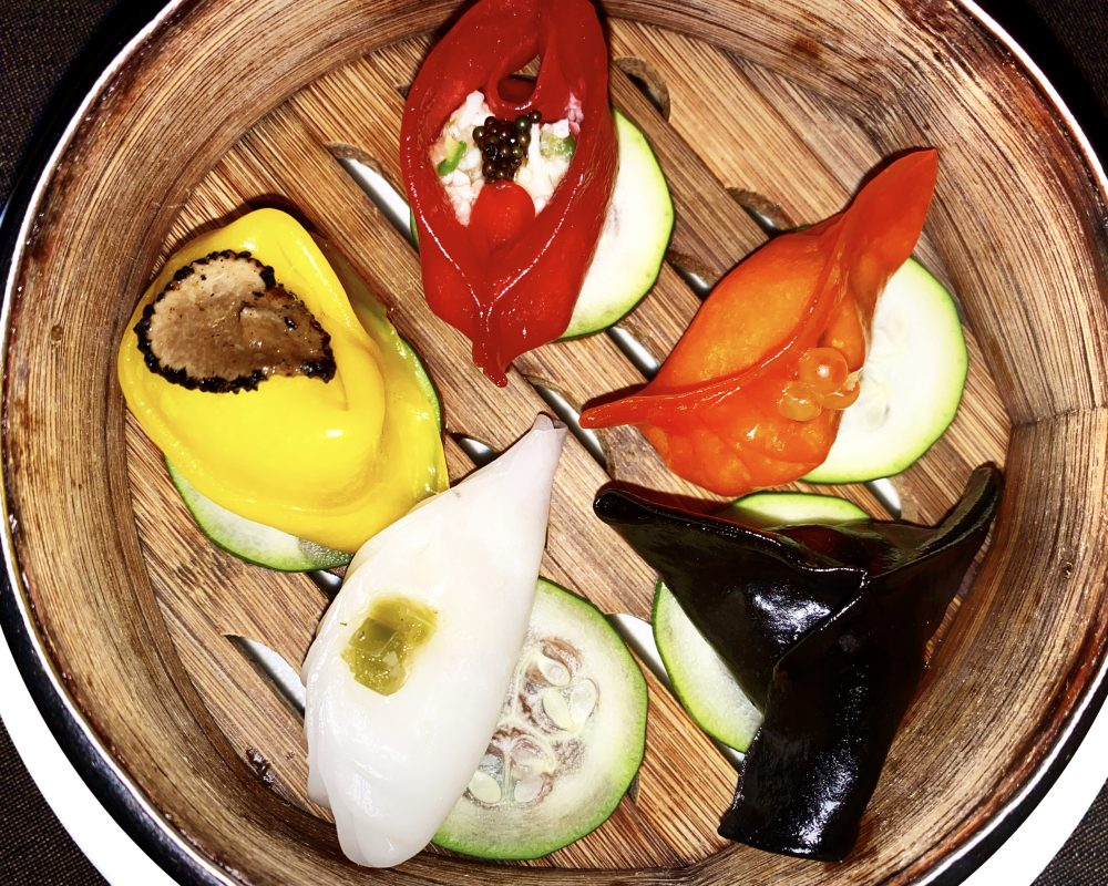 Gong, Dim Sum Tasting