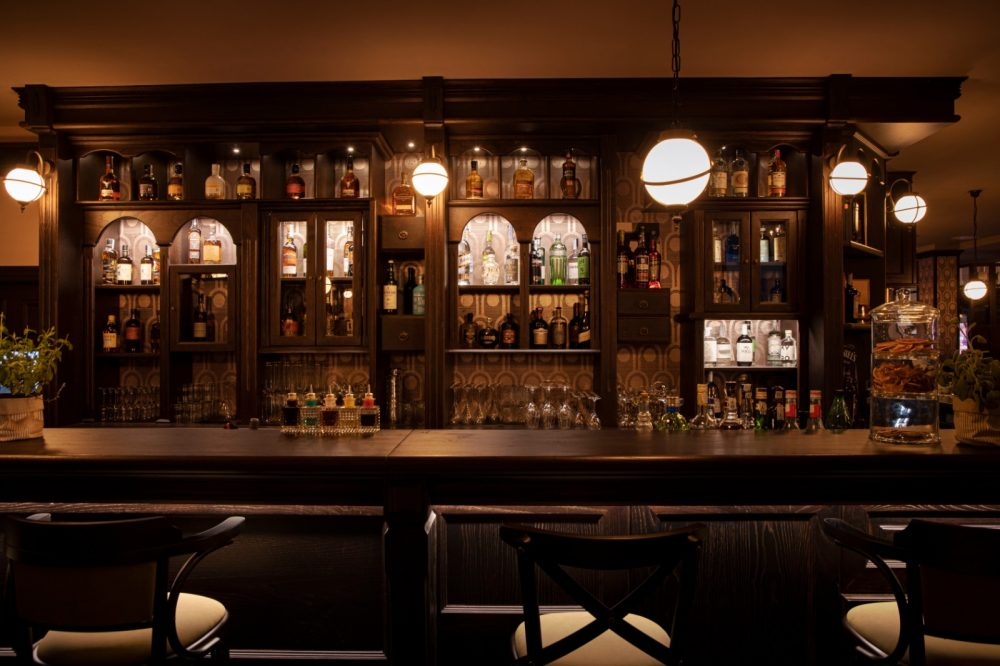 GREEN PARK - Il bar