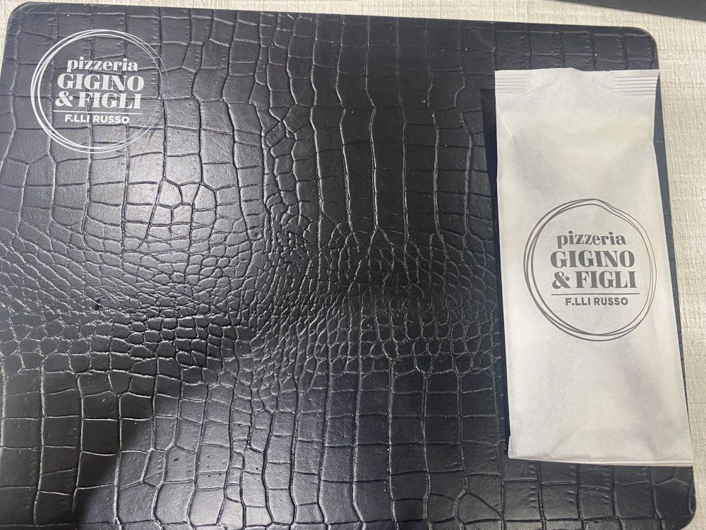 Gigino&Figli - tovaglietta