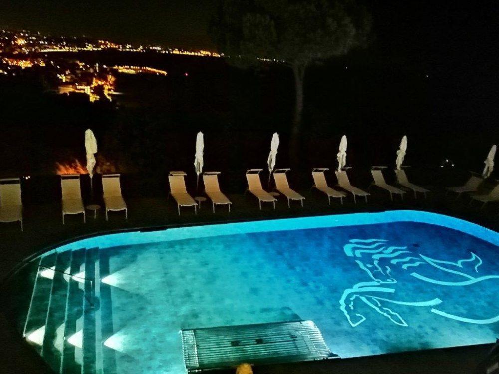 Hotel Posillipo - Atmosfera serale