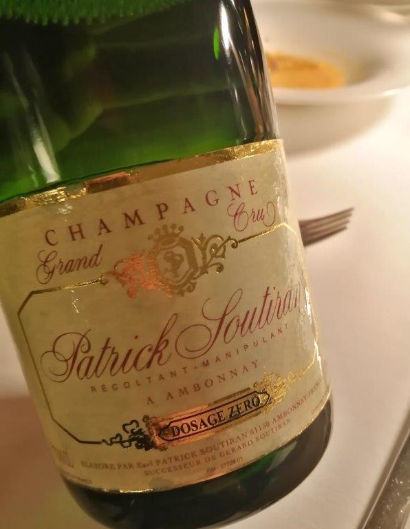 Hotel Posillipo - Champagne Patrick Soutiran
