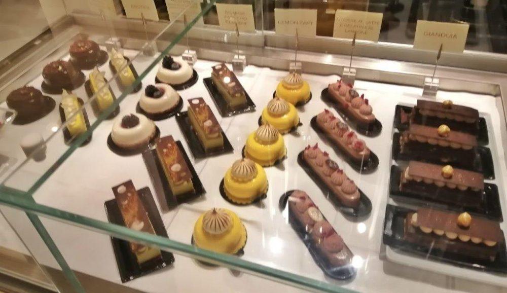 Hotel Posillipo - Il carrello dei dolci