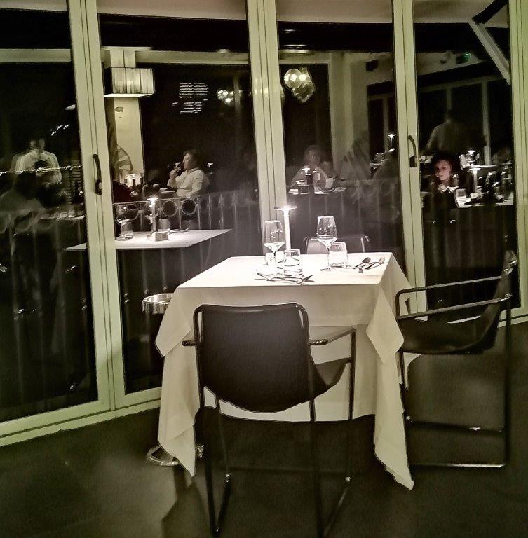 Hotel Posillipo - Il tavolo