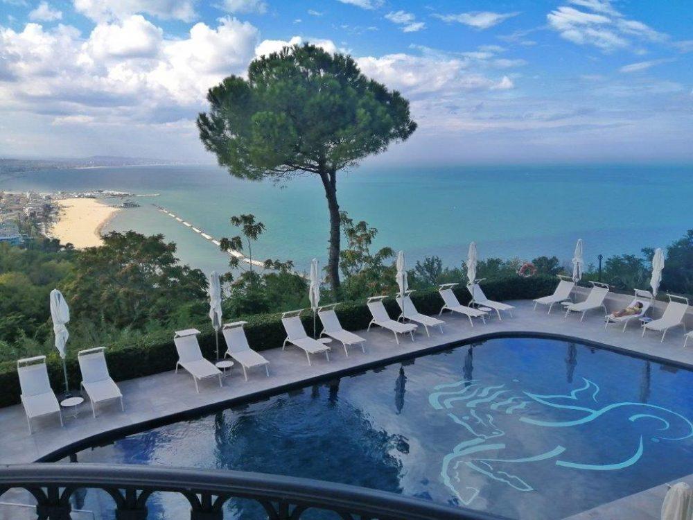 Hotel Posillipo - Panorama dal balcone
