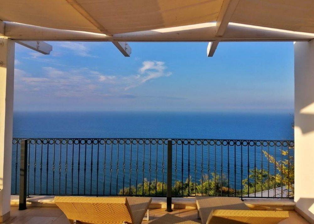 Hotel Posillipo - Panorama dal solarium
