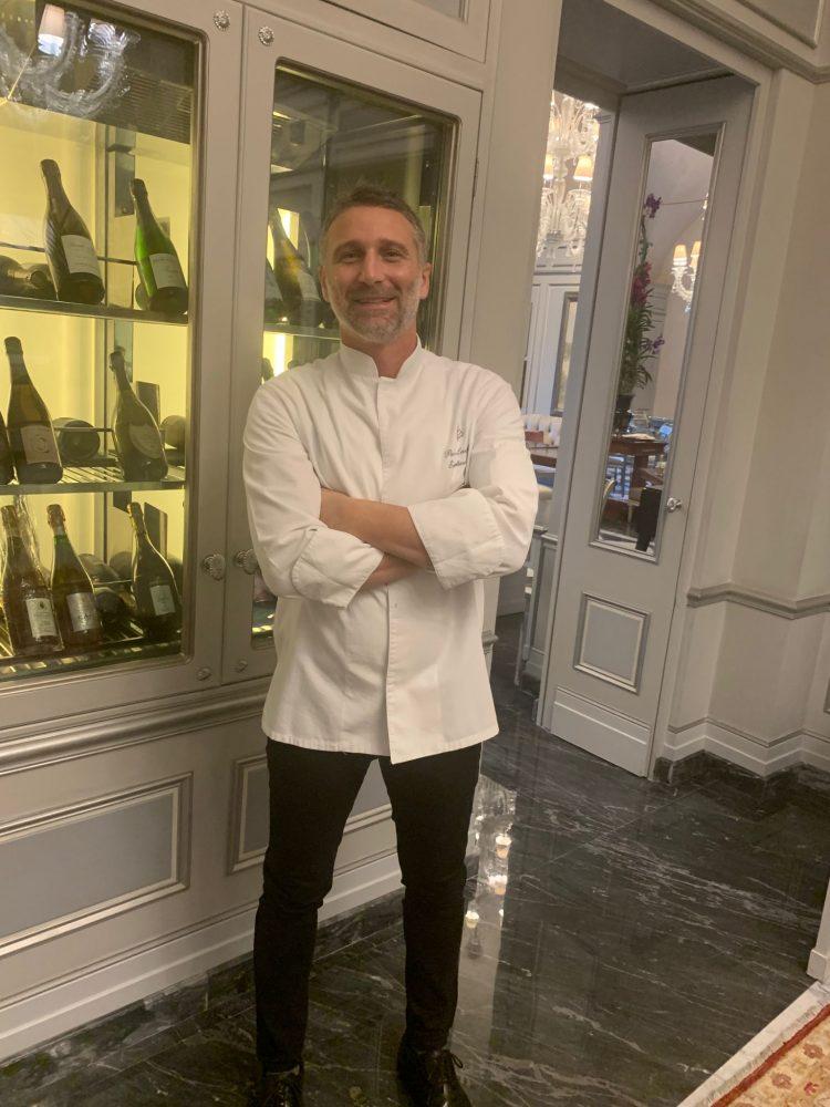 Palagio del Four Season a Firenze e la cucina di Paolo Lavezzini