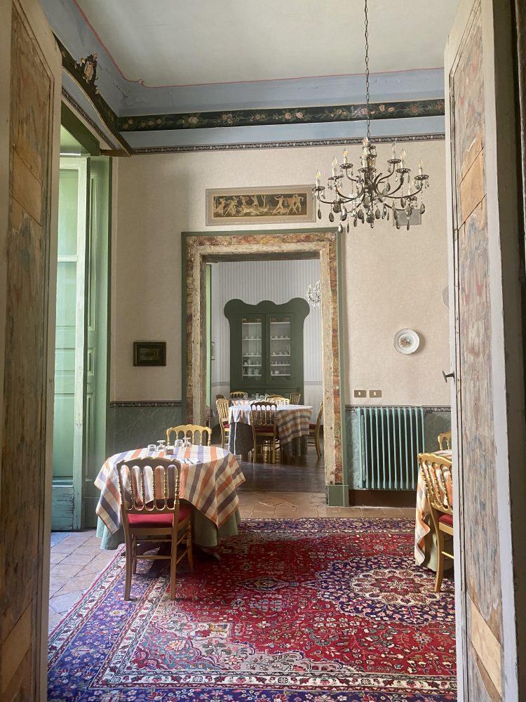 Palazzo Rainone - Filo Cafe', sala da pranzo