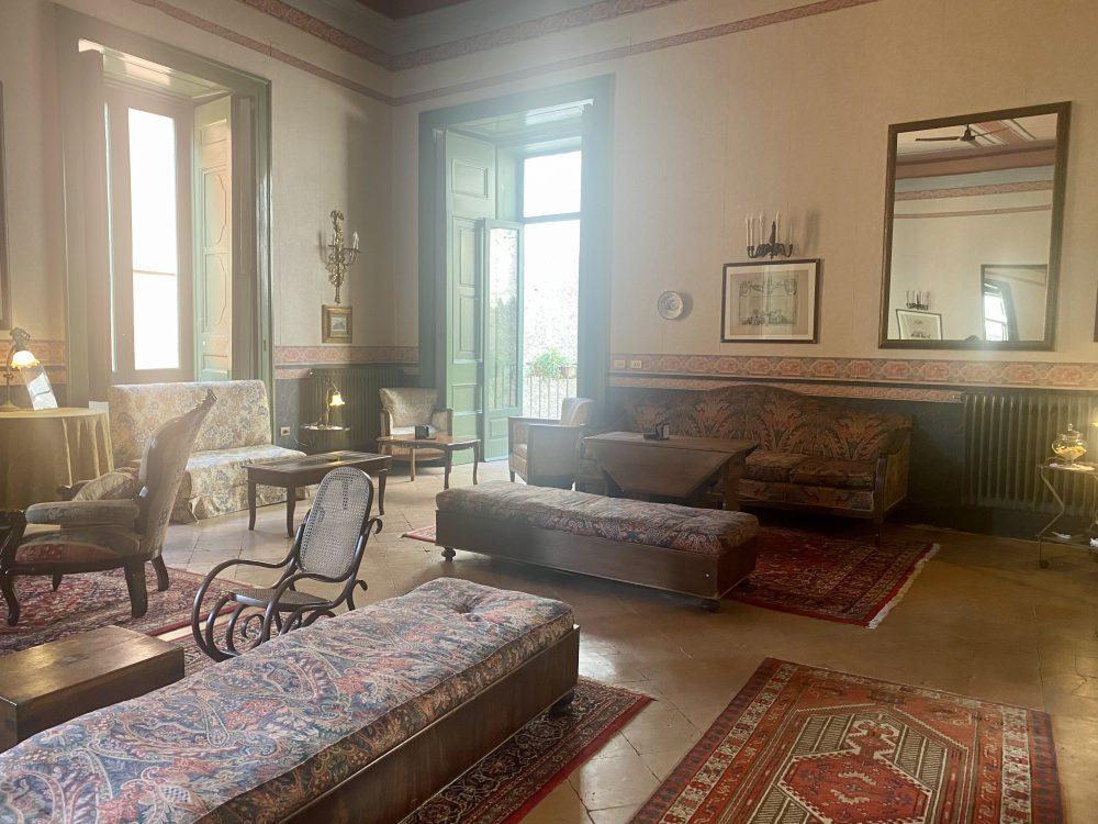 Palazzo Rainone - Filo Cafe', salone