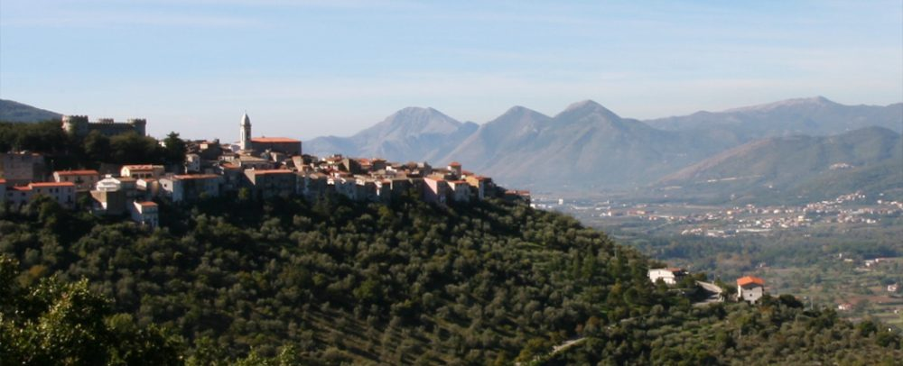 Panoramica - Monteroduni