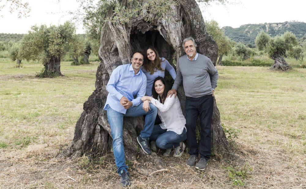 Roberto Ceraudo e figli