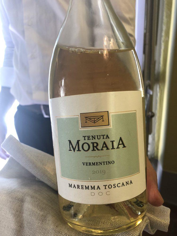 Tenuta Moraia Vermentino 2019 Maremma Toscana DOC